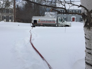 Contact Olde Town Oil to schedule your next heating oil delivery.